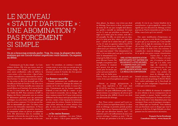 Revue Court-Circuit 2014